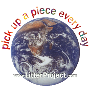 litter project pick up a piece every day