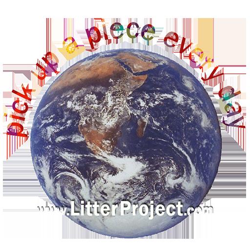 litter project logo
